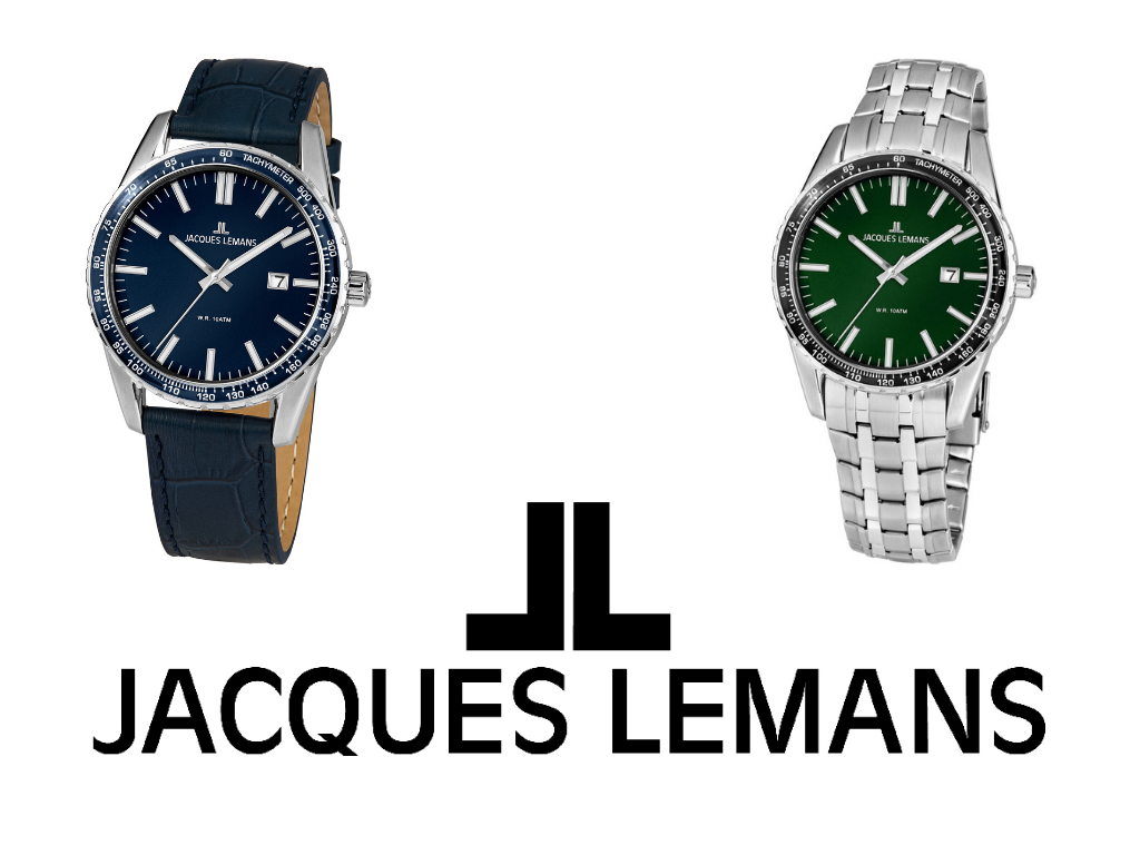 What Time Is It? It's Time For JACQUES LEMANS!
